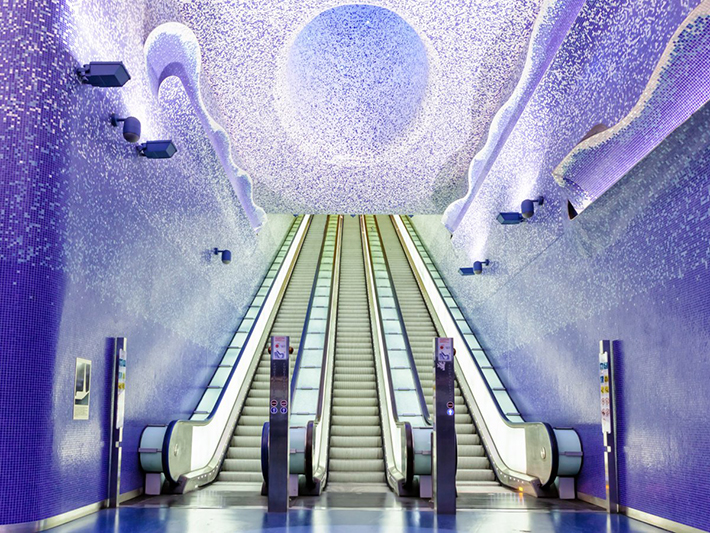 beautiful metro stations 2