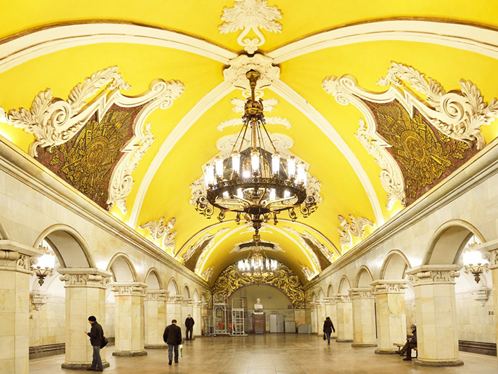 beautiful metro stations 4
