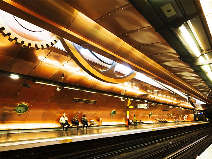 beautiful metro stations 5