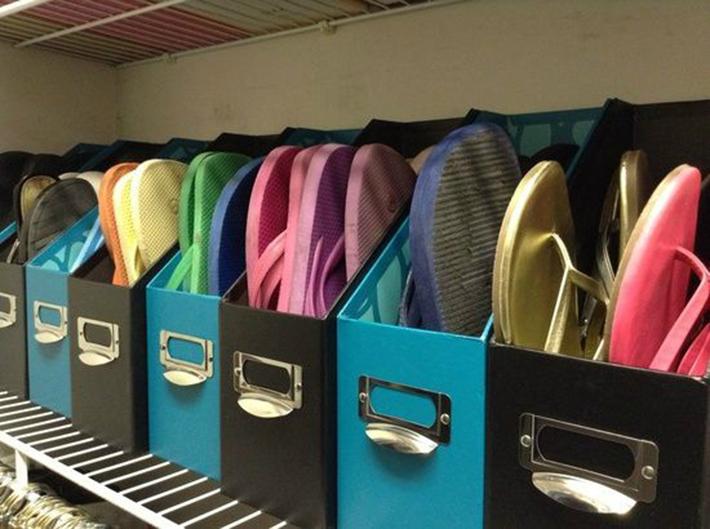shoe storage diy ideas 11