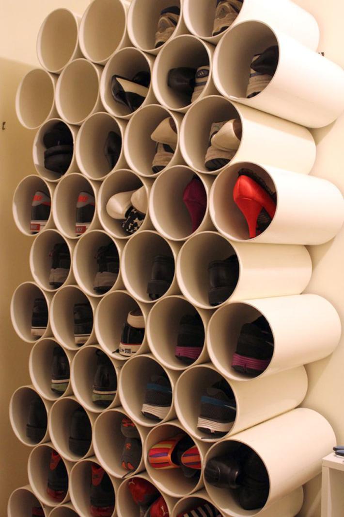 shoe storage diy ideas 3