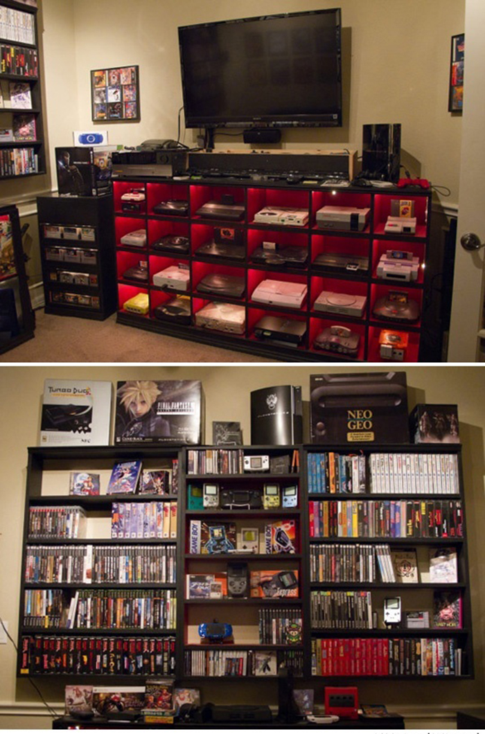 video-game-collection