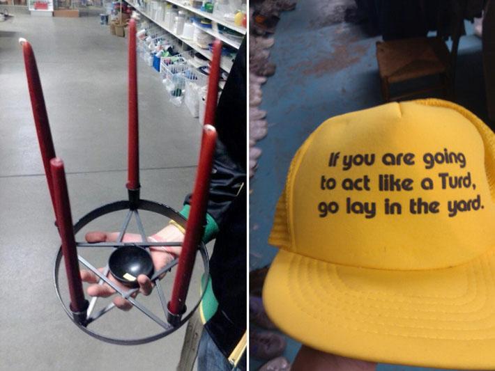 weird thrift store finds 12