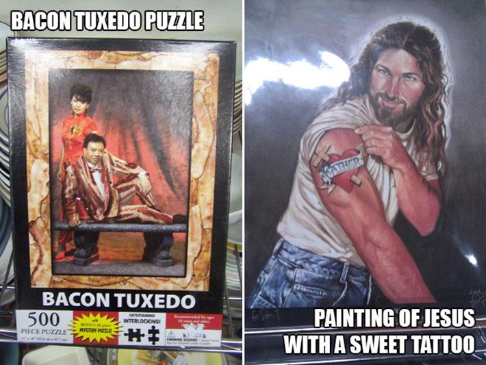 weird thrift store finds 9