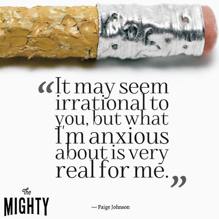 anxiety confessions 7
