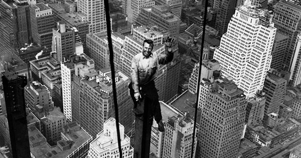 The Construction of The Empire State Building - The Most Famous Skyscraper  in the World (39 Pics) - Atchuup! - Cool Stories Daily