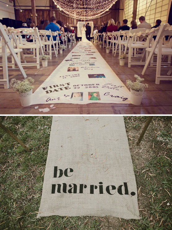 27 Brilliant Ideas to Make Your Wedding Awesome and Fun - Atchuup ...